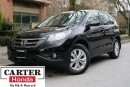 Used 2014 Honda CR-V EX-L + LEATHER + AWD + 6 YRS/120,000KMS CERTIFIED! for sale in Vancouver, BC