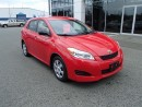 Used 2010 Toyota Matrix AUTOMATIC for sale in Courtenay, BC