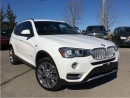 Used 2016 BMW X3 xDrive28i**NAVIGATION**POWER SUNROOF** for sale in Mississauga, ON