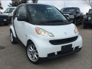 Used 2009 Smart fortwo PASSION for sale in Mississauga, ON