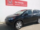 Used 2013 Honda CR-V TOURING, NAVI, LEATHER, SUNROOF, AWD for sale in Edmonton, AB