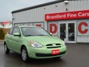 Used 2010 Hyundai Accent L 2dr Hatchback for sale in Brantford, ON