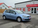 Used 2012 Volkswagen Golf 2.5L Trendline 4dr Hatchback for sale in Brantford, ON