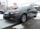 Used 2012 Acura TL TECH PACKAGE/NAVIGATION for sale in Guelph, ON