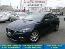 Used 2014 Mazda MAZDA3 GX SkyActiv Auto All pwr/Bluetooth for sale in Mississauga, ON