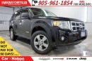 Used 2008 Ford Escape XLT 3.0L| 4WD| LEATHER| SUNROOF| HEATED SEATS & MO for sale in Mississauga, ON