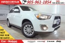 Used 2015 Mitsubishi RVR SE| AWC| BLUETOOTH| HEATED SEATS & MORE| for sale in Mississauga, ON