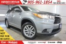 Used 2016 Toyota Highlander LE| AWD| 7-SEATER| REAR CAM| BLUETOOTH & MORE| for sale in Mississauga, ON