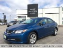 Used 2013 Honda Civic LX | NO ACCIDENTS | HEATED SEATS for sale in Kitchener, ON