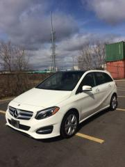 Used 2017 Mercedes-Benz B-Class B250 Sports Tourer for sale in Woodbridge, ON