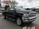 Used 2015 Dodge Ram 3500 Longhorn for sale in Richmond, BC