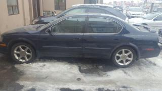Used 2001 Nissan Maxima Se 10th Anniversary for sale in York, ON