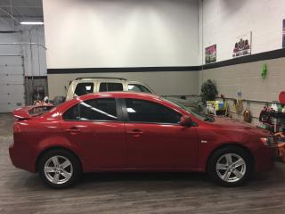 Used 2008 Mitsubishi Lancer ES for sale in York, ON