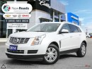 Used 2014 Cadillac SRX Luxury for sale in Newmarket, ON