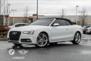 Used 2015 Audi S5 With All-Wheel Drive! for sale in Langley, BC
