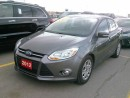 Used 2012 Ford Focus SE for sale in Waterloo, ON