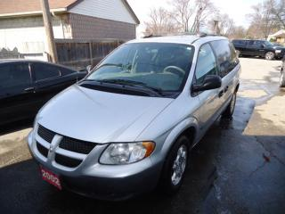 Used 2002 Dodge Caravan for sale in Sarnia, ON