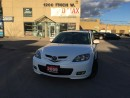 Used 2009 Mazda MAZDA3 GT, Leather, Sunroof, Alloy Rims for sale in North York, ON