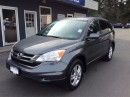 Used 2011 Honda CR-V EX-L for sale in Parksville, BC
