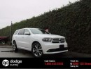 Used 2014 Dodge Durango R/T AWD + NO EXTRA DEALER FEES for sale in Surrey, BC