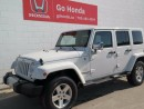 Used 2010 Jeep Wrangler Unlimited SAHARA, ULTD, 4X4, SUBWOOFER for sale in Edmonton, AB