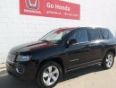 Used 2016 Jeep Compass HIGHALTITUDE, LEATHER, SUNROOF, 4X4 for sale in Edmonton, AB