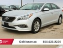 Used 2017 Hyundai Sonata SUN ROOF. BACK UP CAM for sale in Edmonton, AB