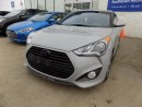 Used 2013 Hyundai Veloster LEATHER, SUNROOF, TURBO! for sale in Edmonton, AB