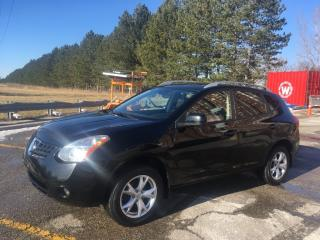 Used 2008 Nissan Rogue SL FULLY LOADED for sale in Scarborough, ON