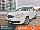 Used 2007 Hyundai Accent GLS, GREAT CONDITION, NO HIDDEN FEES, FREE LIFETIME ENGINE WARRANTY! for sale in Richmond, BC