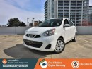 Used 2015 Nissan Micra SV, ONE OWNER, LOCALLY DRIVEN, GREAT CONDITION, NO HIDDEN FEES, FREE LIFETIME ENGINE WARRANTY! for sale in Richmond, BC