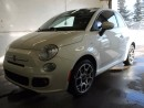 Used 2013 Fiat 500 Sport - SUNROOF for sale in Edmonton, AB