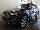 Used 2014 Jeep Grand Cherokee Overland 4x4 - GPS NAVIGATION - SUNROOF - HEATED SEATS - VENTILATED SEATS - REAR BACK UP CAMERA for sale in Edmonton, AB