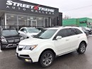 Used 2011 Acura MDX Elite Pkg w/ NAVI, BACKUP CAMERA, RUNNING BOARDS for sale in Markham, ON