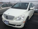 Used 2008 Mercedes-Benz B-Class 4dr HB for sale in Burlington, ON