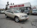 Used 2005 Chrysler Pacifica Touring 6PASSENGER LEATHER PW PL PM CRIUZE A/C for sale in Oakville, ON