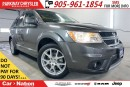Used 2015 Dodge Journey R/T| AWD| 7-SEATER| REMOTE START| LEATHER & MORE! for sale in Mississauga, ON