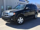 Used 2008 Ford Escape XLT for sale in Selkirk, MB