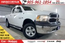 Used 2014 Dodge Ram 1500 SXT| 5.7HEMI| 4X4| SIRIUS XM| TONNEAU COVER| for sale in Mississauga, ON