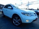 Used 2009 Nissan Murano LE AWD | LEATHER | DVD for sale in Kitchener, ON