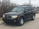 Used 2010 Ford Escape XLT **FINANCING AVAILABLE** for sale in Brampton, ON