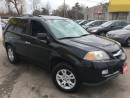 Used 2004 Acura MDX Touring Pkg w/Navigation/BACKUPCAMERA/LEATHER/ROOF for sale in Pickering, ON