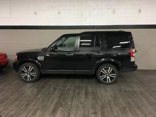Used 2013 Land Rover LR4 HSE V8 for sale in York, ON