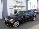 Used 2012 Mercedes-Benz C-Class C350 4MATIC, Nav, Pano Roof, Like New!! for sale in Langley, BC