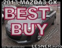 Used 2013 Mazda MAZDA3 -NO ACCIDENTS! GX -AUTO LOADED 69,000KM- for sale in Hamilton, ON