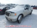 Used 2006 Ford F150 XLT SUPERCREW 4WD 5.4L for sale in Calgary, AB