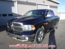Used 2013 RAM 1500 Big Horn Crew Cab SWB 4WD 5.7L for sale in Calgary, AB