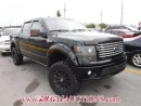 Used 2011 Ford F150 HARLEY DAVIDSON SUPERCREW 4WD for sale in Calgary, AB