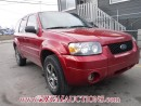 Used 2005 Ford ESCAPE LIMITED 4D UTILITY 4WD for sale in Calgary, AB