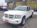 Used 2009 Dodge Dakota SXT,QUAD,4X4 for sale in Oakville, ON